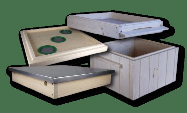 elementy uli drewnianych